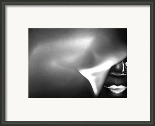 Follow Your Heart Framed Print By Holly Ethan