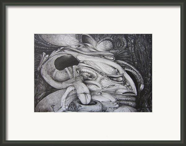Fomorii General Framed Print By Otto Rapp