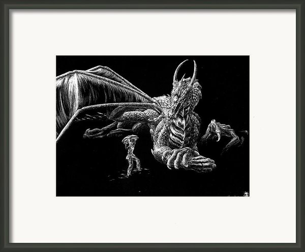 Foolish Human Framed Print By Morgan Banks