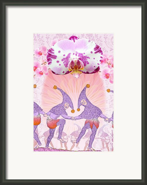 Fools In Love Framed Print By Yolanda Fundora