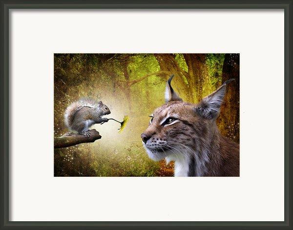 For You Framed Print By Julie L Hoddinott