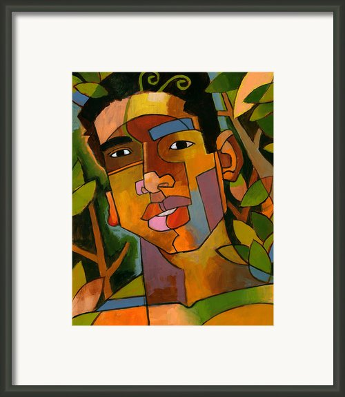 Forest Spirit Framed Print By Douglas Simonson