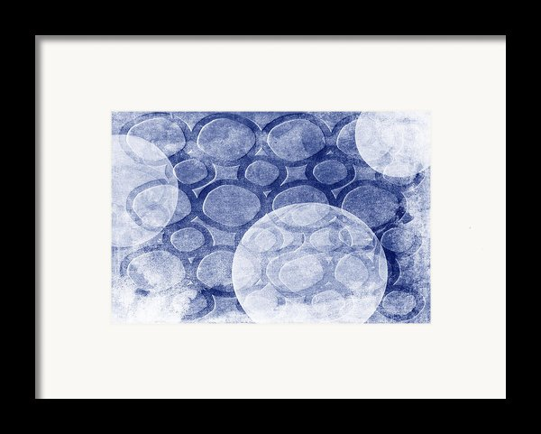 Formed In Winter Framed Print By Angelina Vick