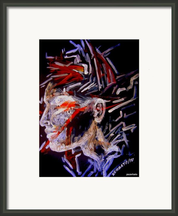 Forming Opinions Framed Print By Paulo Zerbato