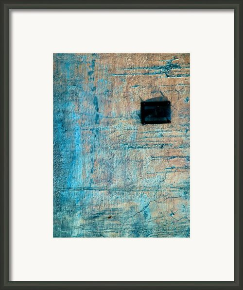 Foundation Eight Framed Print By Bob Orsillo