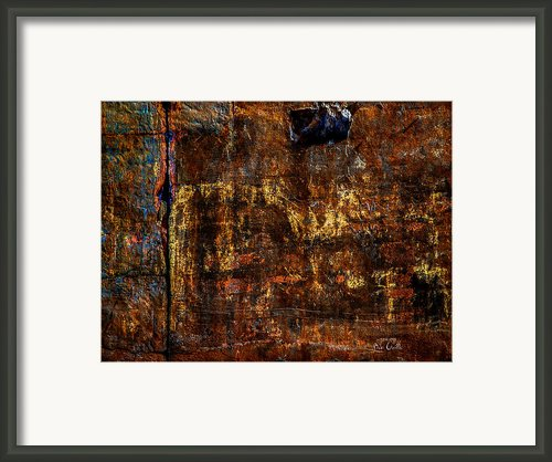 Foundation Six Framed Print By Bob Orsillo
