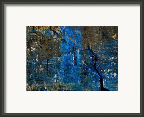 Foundation Three Framed Print By Bob Orsillo