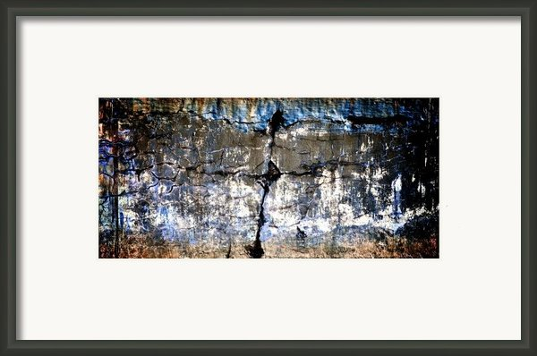 Foundation Two Framed Print By Bob Orsillo
