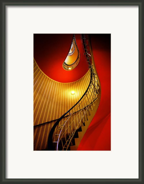 Four Flights Framed Print By John Galbo