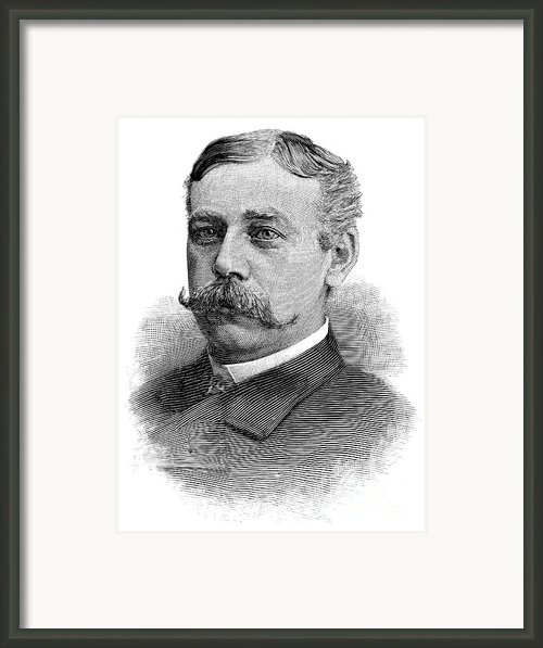 Francis E. Warren (1844-1929) Framed Print By Granger