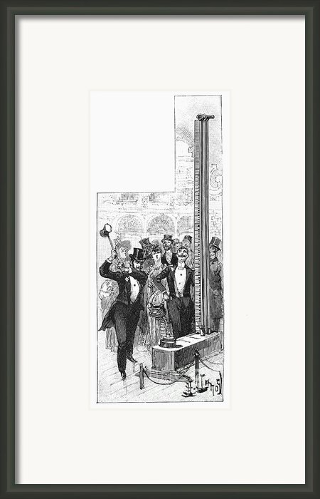 French Fair, 1889 Framed Print By Granger