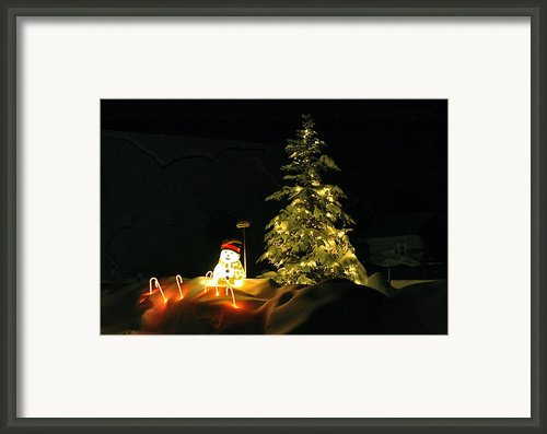 Frosty In Colorado Framed Print By Bob Berwyn