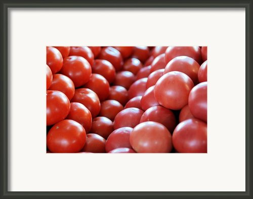 Fruit Or Vegetable Framed Print By Francois Cartier