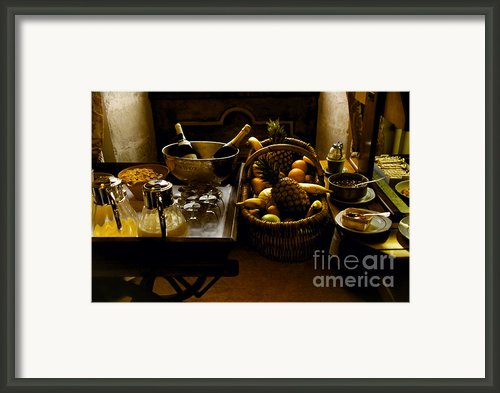 Fruits Of France Framed Print By Madeline Ellis