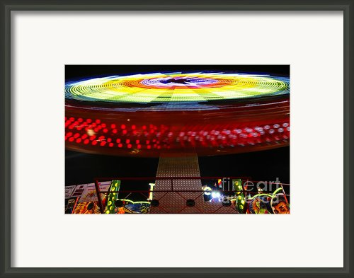Fun With Spock Framed Print By David Lee Thompson