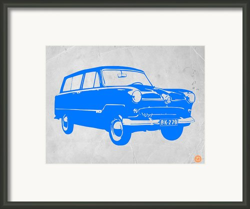 Funny Car Framed Print By Irina  March
