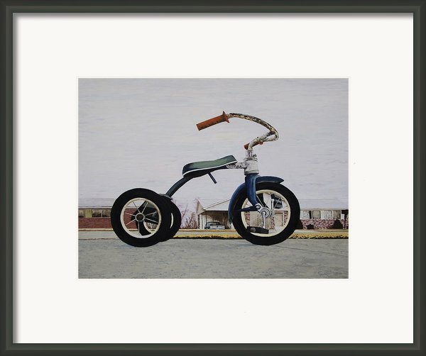 Geare Framed Print By Nate