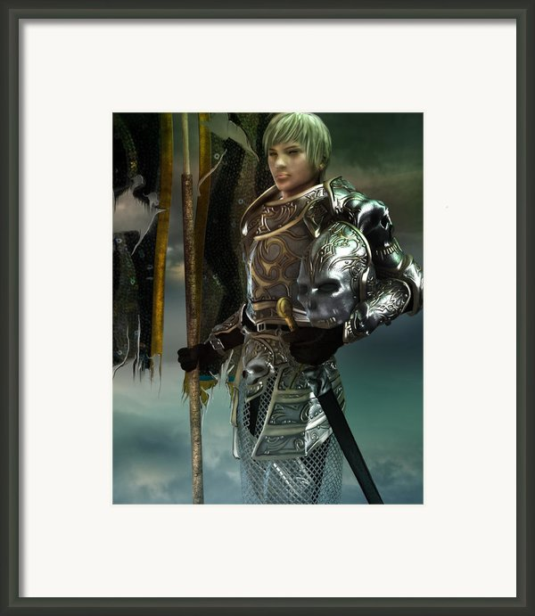 General Framed Print By Karen Koski