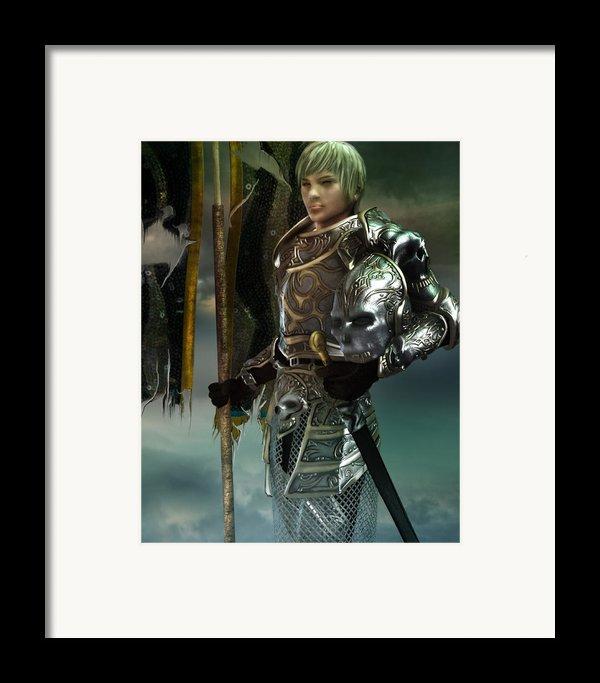 General Framed Print By Karen H