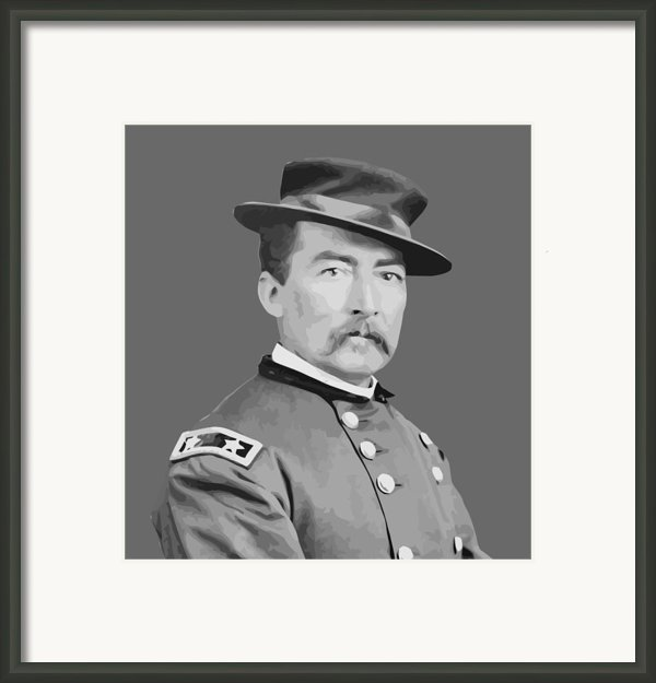 General Sheridan Framed Print By War Is Hell Store