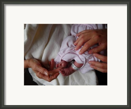 Generations Framed Print By Gerry Mattia