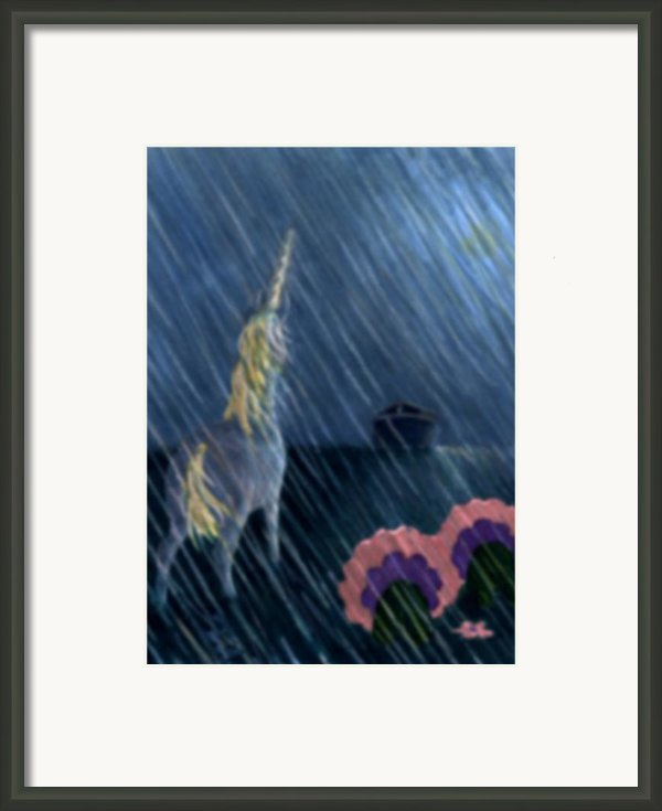 Genesis 711 Framed Print By Tom Dickson