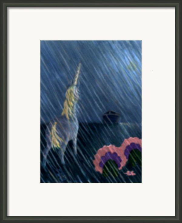 Genesis 711 Framed Print By Tom Dickson