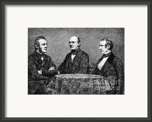 George Thompson (1804-1878) Framed Print By Granger