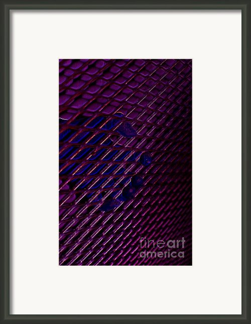 Get A Grip Framed Print By The Stone Age
