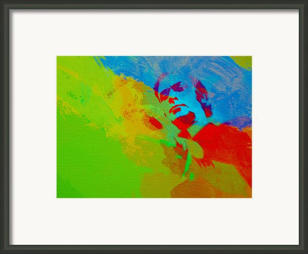 Get Carter Framed Print By Naxart Studio