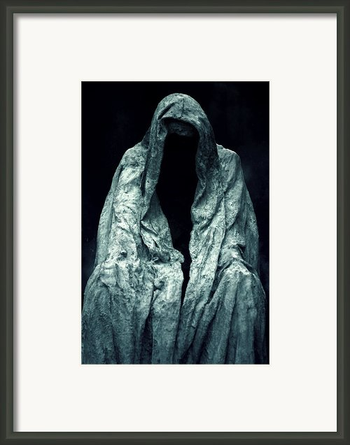 Ghost Framed Print By Joana Kruse