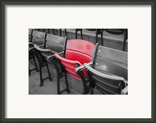 Ghost Of Ted Williams Framed Print By Joseph Maldonado