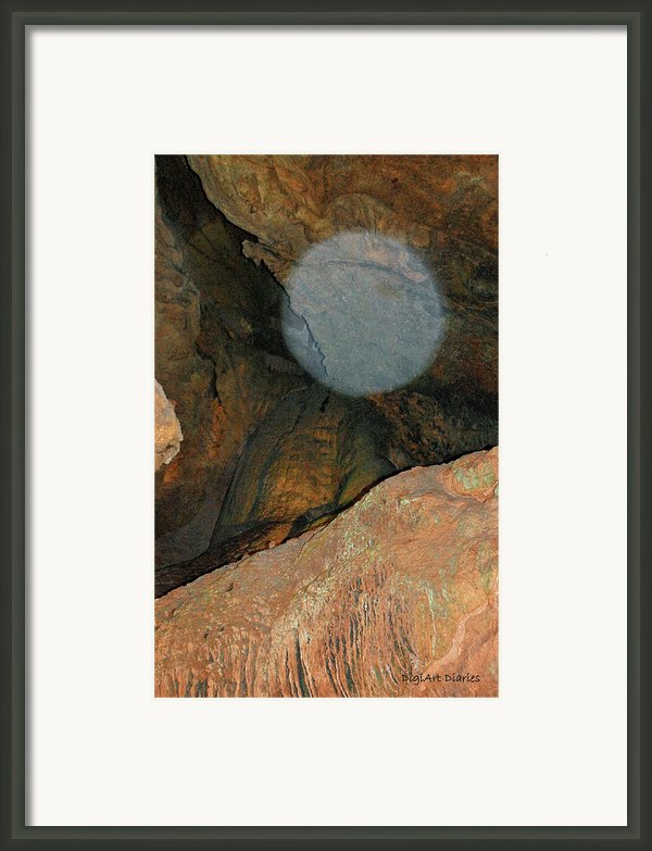 Ghostly Presence Framed Print By Digiart Diaries By Vicky B Fuller