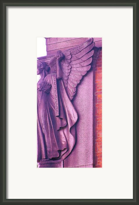 Godsend Framed Print By Gunter  Hortz