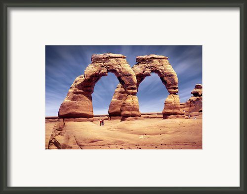Golden Arches? Framed Print By Mike Mcglothlen
