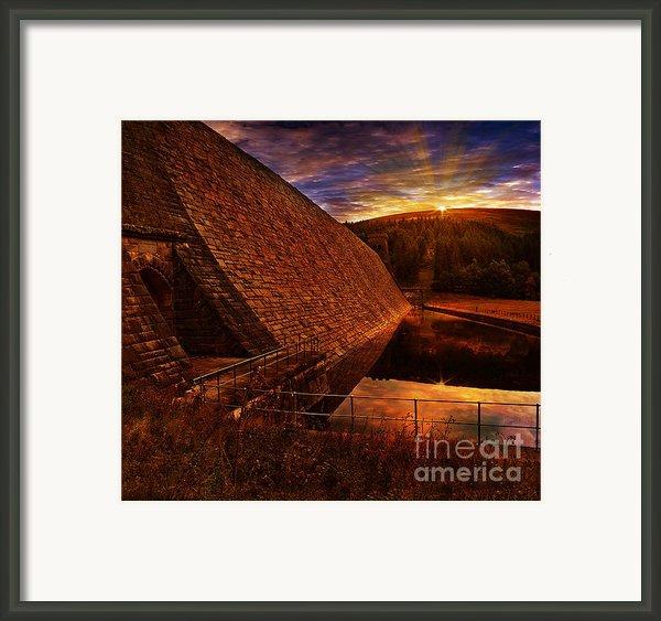Good Morning Derwent Framed Print By Nigel Hatton