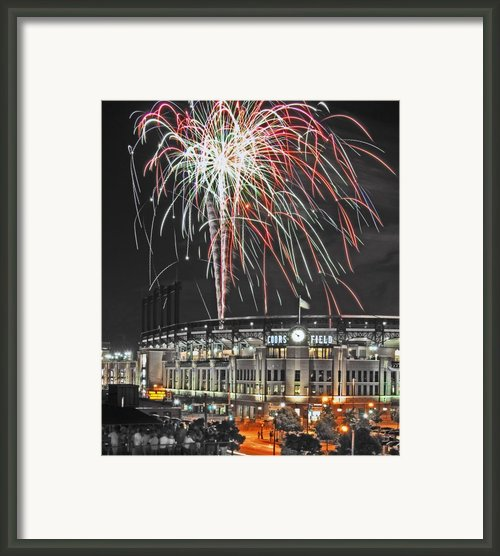 Gothic Lumination Framed Print By Kevin Munro
