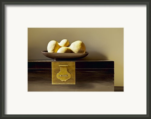 Gourds Still Life I Framed Print By Kyle Rothenborg - Printscapes