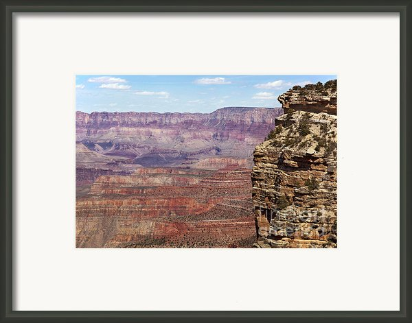 Grand Canyon Framed Print By Jane Rix