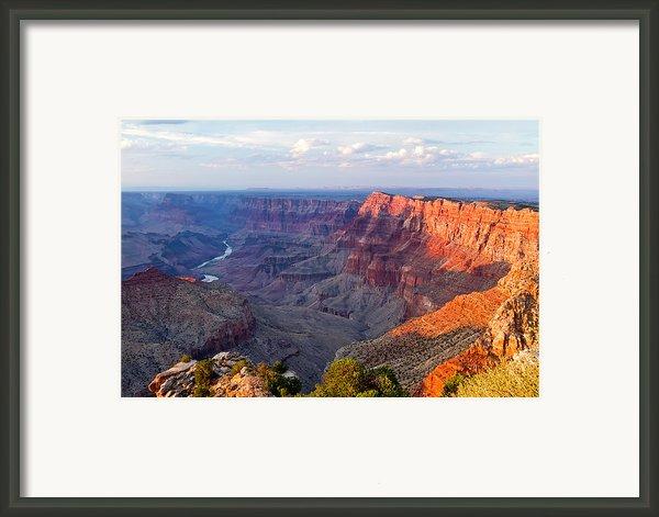 Grand Canyon National Park, Arizona Framed Print By Javier Hueso
