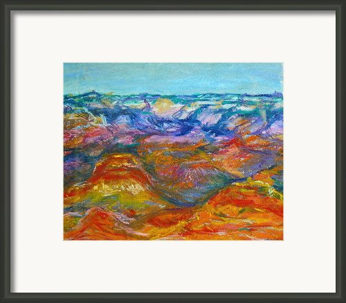 Grand Canyon Suite Framed Print By Linda S Watson
