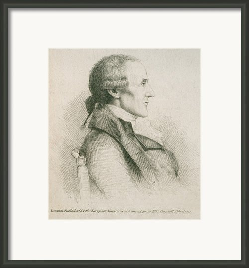 Granville Sharp 1735-1813, English Framed Print By Everett