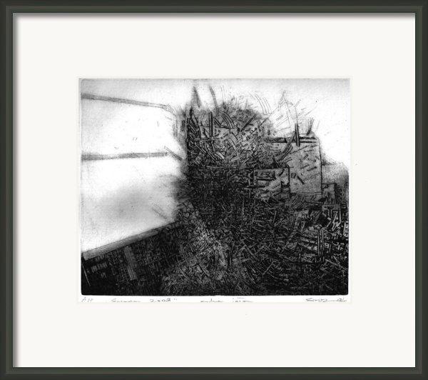 Graphis Art Eurpa 2003 Framed Print By Waldemar Szysz