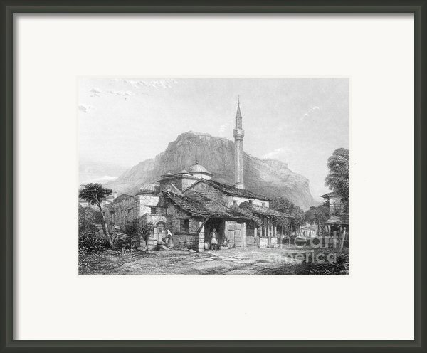 Greece: Corinth Framed Print By Granger