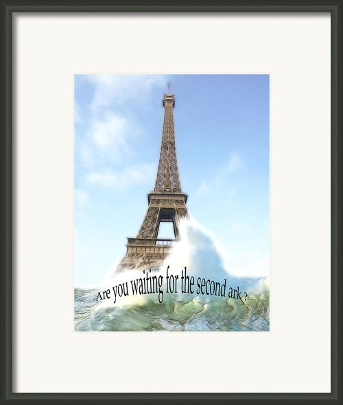 Greenhouse Effect Framed Print By Stefan Kuhn