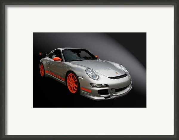 Gt3 Rs Framed Print By Bill Dutting