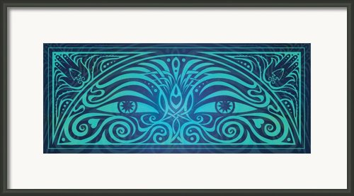 Guardian Gaze Framed Print By Cristina Mcallister