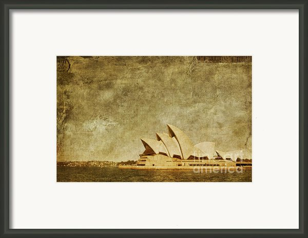 Guided Tour Framed Print By Andrew Paranavitana