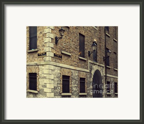 Guinness Storehouse Dublin Framed Print By Louise Fahy
