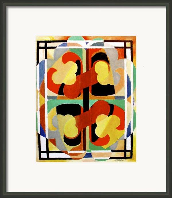 Gyenyameduamframmadan Framed Print By G Cuffia